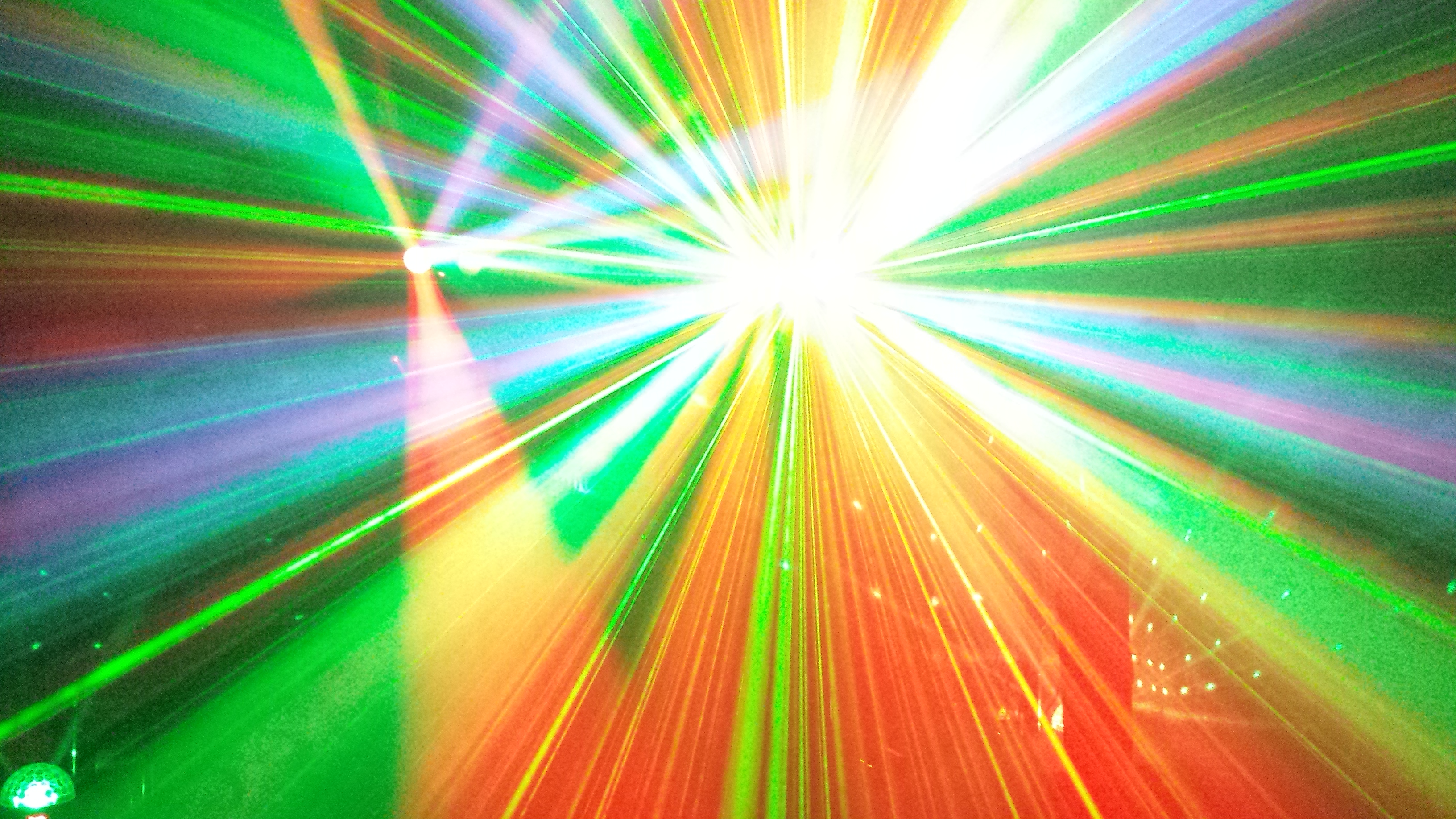 Lichteffekte / Lightshow Demo