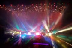 Showbühne - Lichteffekte