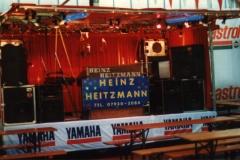 Showbühne in einem Autohaus - Autoshow 2