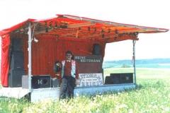 Showbühne Wald-/Wiesenfest 2