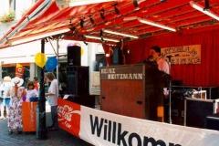 Showbühne beim Stadtfest in Bad Mergentheim 3