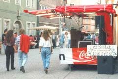 Showbühne am Stadtfest in Schwäbisch Hall 1