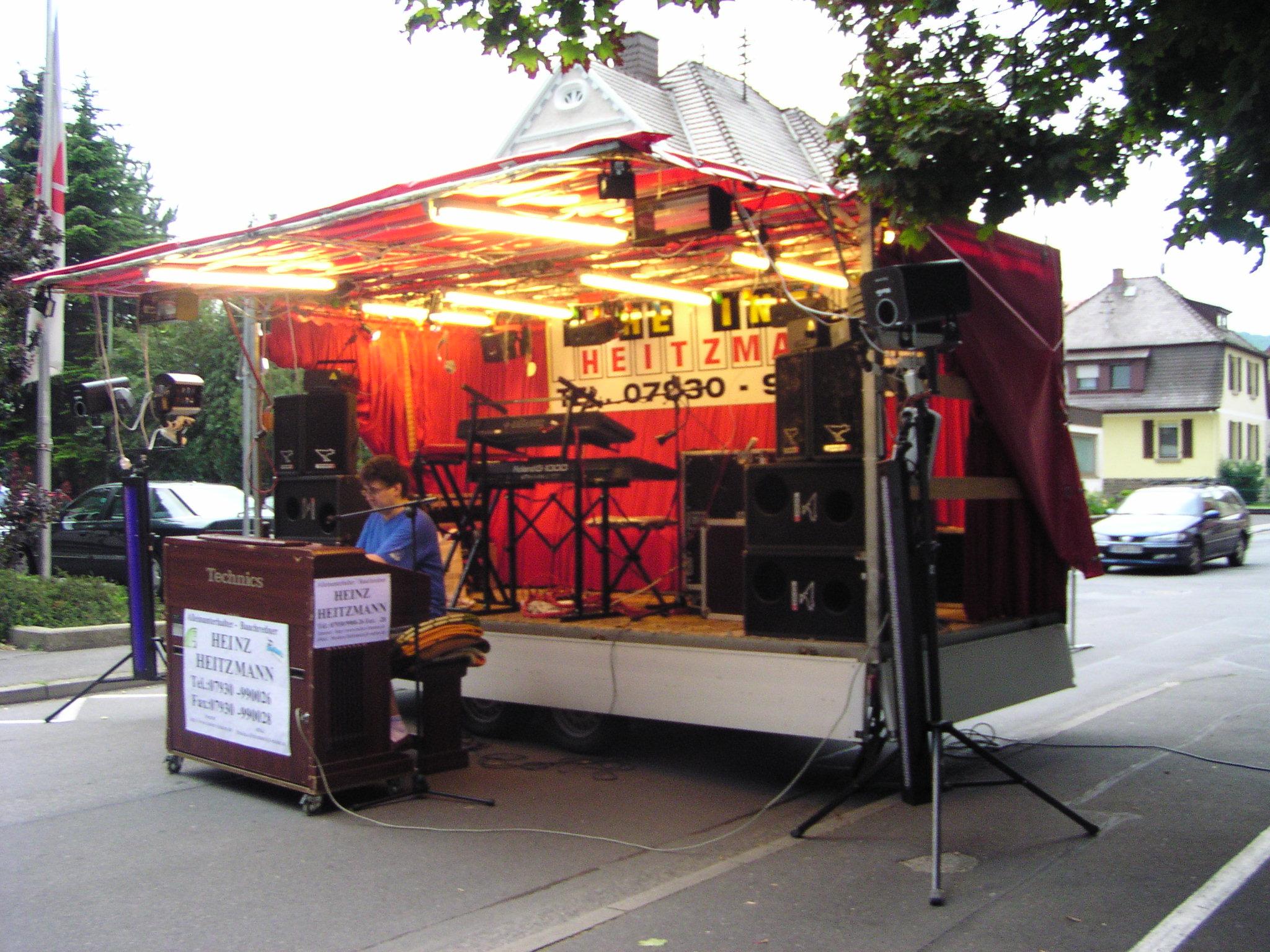 Dampflokfest in Lauda – Direktsicht